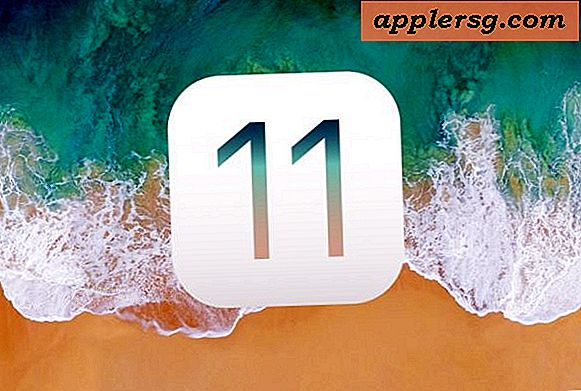 Uppdatering av iOS 11.0.3 Released with Bug Fixes [IPSW Download Links]