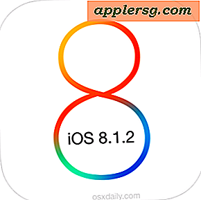 IOS 8.1.2 Uppdatering Släppt med Buggfixar [IPSW Direct Download Links]