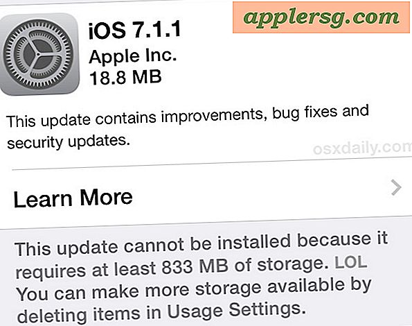 iOS 7.1.1 Släppt med buggfixar [IPSW Download Links]