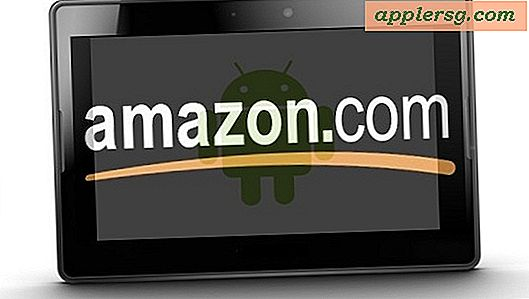 Amazon Tablet Specs Revealed, Kostnader $ 199, Release Due i november