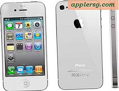 "White iPhone 4 Release von ""Ende April"""