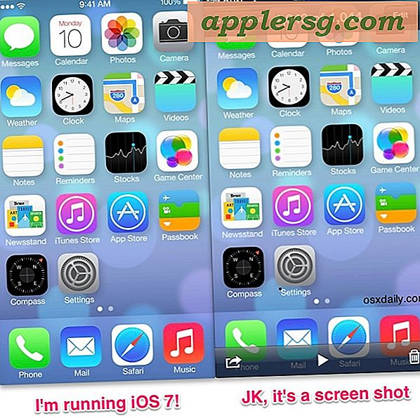 Pratinjau iOS 7 di iPhone & iPod Touch Anda Tanpa Menginstal Buggy Beta