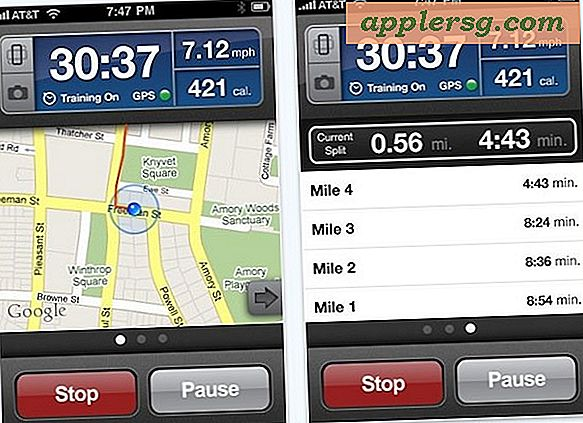 iPhone-stappenteller & Run Tracking-app RunKeeper Pro is gratis voor januari