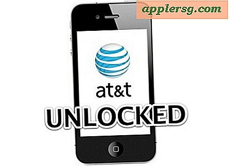 AT & T zal Out-of-Contract iPhones ontsluiten vanaf 8 april