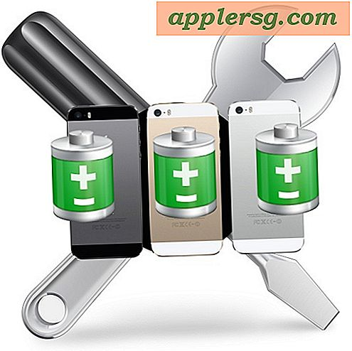 Apple iPhone 5 Batteriudskiftningsprogrammet erstatter defekte batterier gratis