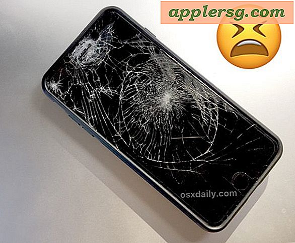 Broken iPhone Screen?  Så här reparerar du och fixar det
