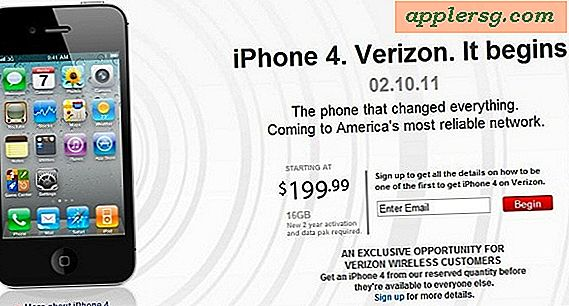 IPhone de Verizon disponible le 10 février