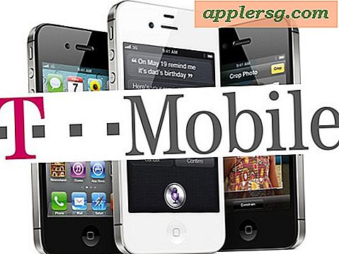 Comment utiliser l'iPhone 4S sur T-Mobile