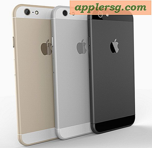 Ny iPhone 6 Renders Look Amazing [Billedgalleri]