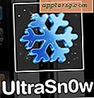 Ultrasn0w Unlock pour iOS 4.2.1 Télécharger Disponible