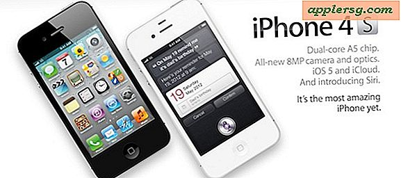 Hoe de status van de iPhone 4S-upgrade te controleren op AT & T, Verizon en Sprint