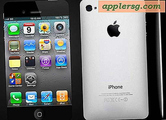 iPhone 5 & iPhone 4S kommt im September?