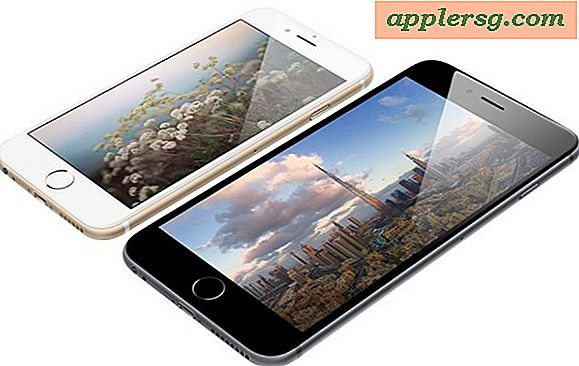 iPhone 6S: Rykter og Specifikationer Roundup