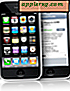 iPhone-schermresolutie voor iPhone 4 is 960 × 640 pixels, vorige iPhone is 480 × 320