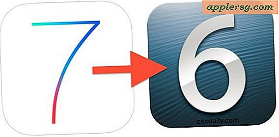 Cara Downgrade iOS 7 Beta ke iOS 6