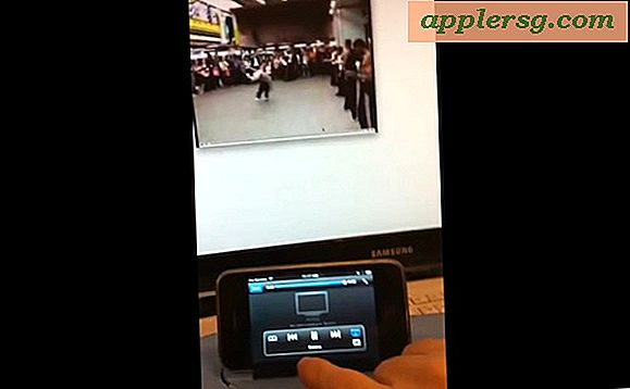 AirPlay Video til din Mac fra iPhone eller iPad med AirPlayer