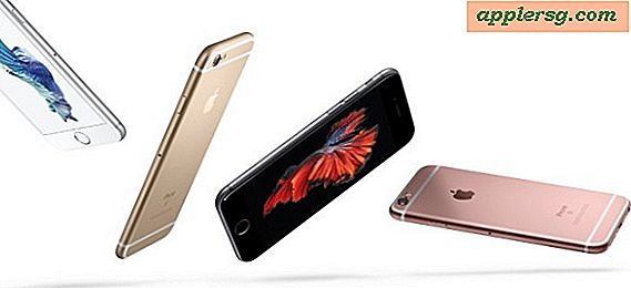 iPhone 6S & iPhone 6S Plus uitgebracht, Pre-Orders op 12 september