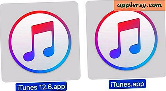 Cara Downgrade iTunes 12.7 ke iTunes 12.6