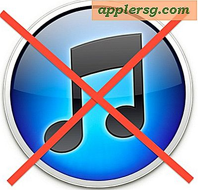 Come eliminare iTunes da Mac OS X