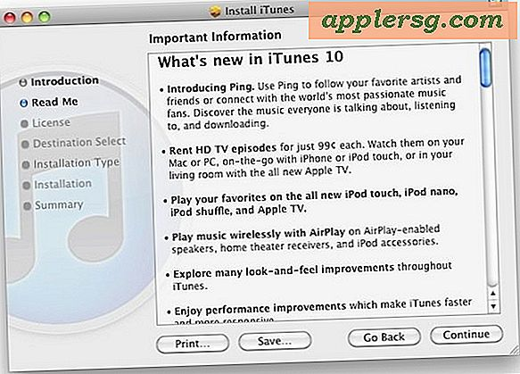 iTunes 10 Directe downloadkoppelingen