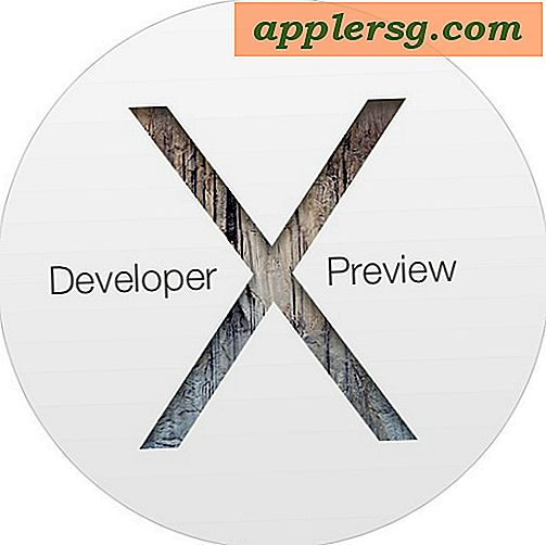 OS X Yosemite Developer Preview 5 uitgebracht