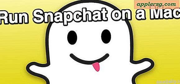 Comment obtenir Snapchat sous Mac OS X (ou Windows)