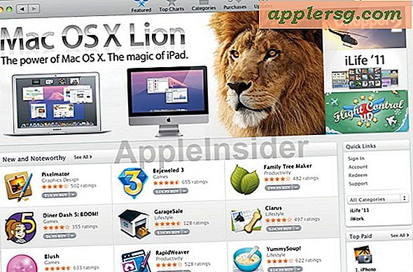 Mac OS X 10.7 Lion te distribueren via Mac App Store