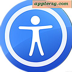 Schakel de toegang voor Assistive Devices & Apps in OS X Mavericks in en beheer deze