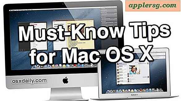 14 must-know tips & trucs voor Mac OS X