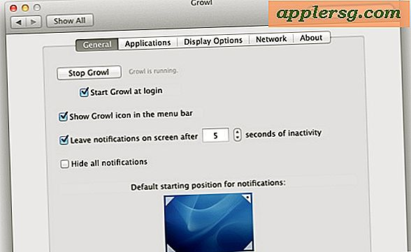 Growl Fork brengt Growl-meldingen naar Mac OS X Lion gratis