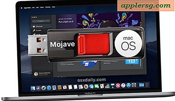 Hur man gör en MacOS Mojave Beta Bootable Installera USB-enhet