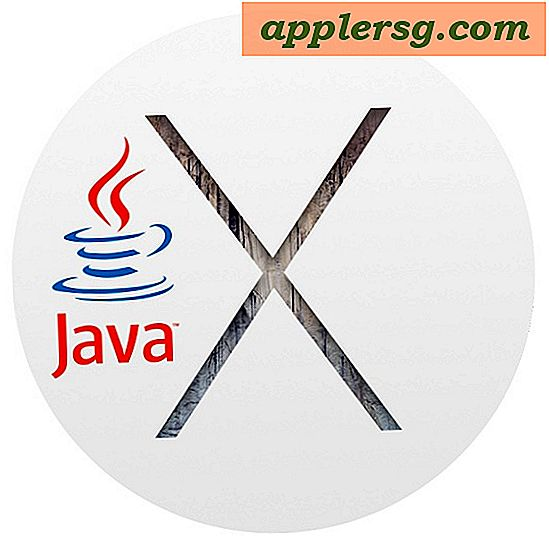Come installare Java in OS X Yosemite