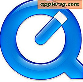 Kør QuickTime Player 7 i Mac OS X Sierra, El Capitan, Yosemite, Mavericks