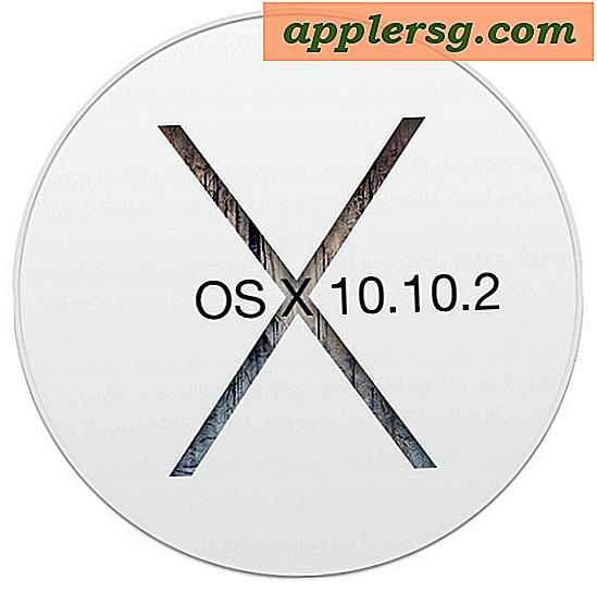 OS X 10.10.2 Yosemite Released for Mac med buggfixar och Wi-Fi Fix