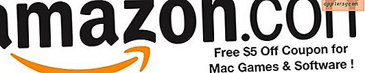Amazon lancerer Mac Downloads Store & Gratis $ 5 Fra Kupon på Mac-software