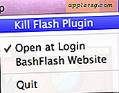 Dræb Flash plugin med BashFlash