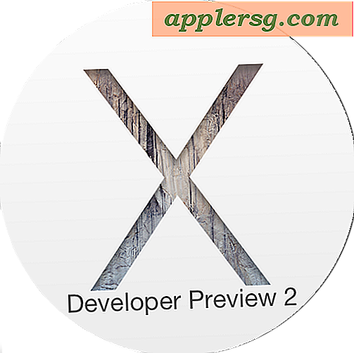 OS X Yosemite Developer Preview 2 Rilasciato da Apple