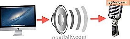 Optag System Audio Output i Mac OS X med Soundflower