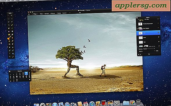 Het beste Photoshop-alternatief voor Mac OS X is Pixelmator