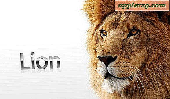 Mac OS X Lion Release Date Imminent?