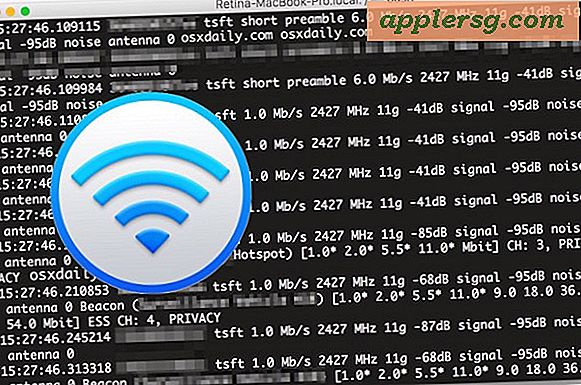 Bagaimana Sniff Packet & Capture Packet Trace di Mac OS X, Easy Way