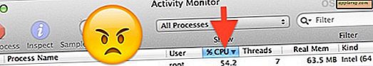 configd: Fixing High CPU Usage Problems met het configd Process in Mac OS X