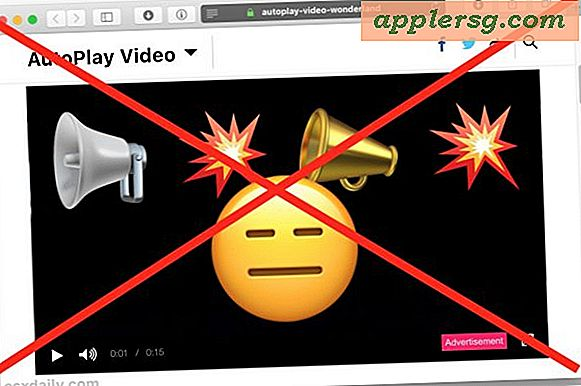 Hoe Autoplay video te stoppen in Safari voor Mac