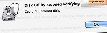 "Risolvi un errore ""Could not Unmount Disk"" in Utility Disco"