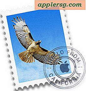 Sådan justeres Mail Drop Minimum File Size Threshold for Mac Mail