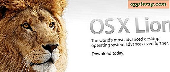 OS X Lion è disponibile, scaricalo ora!