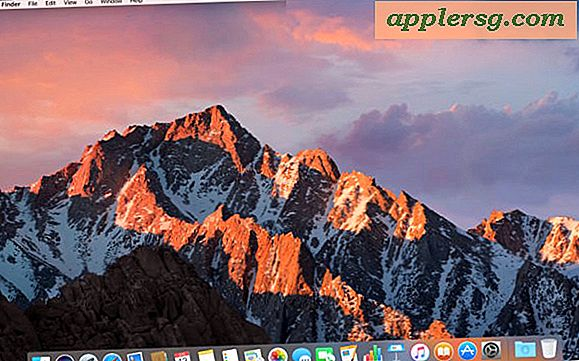 macOS Sierra 10.12.1 Beta 3 publié par Apple