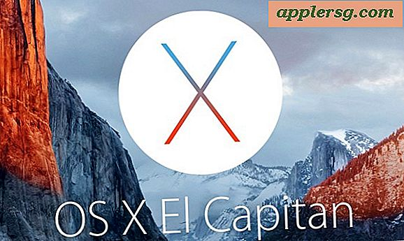 Sviluppatore X El Capitan per iOS 1 disponibile per il download per Mac Devs
