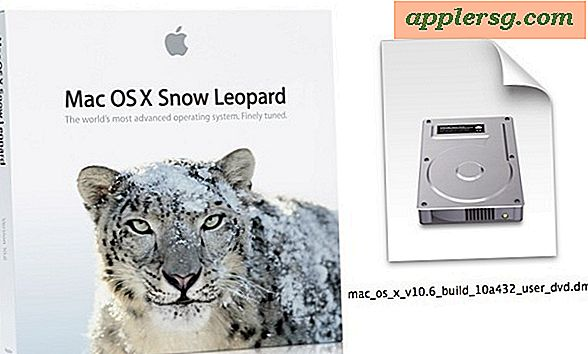 Har du brug for at downloade Mac OS X Snow Leopard eller Leopard?  ADC har det