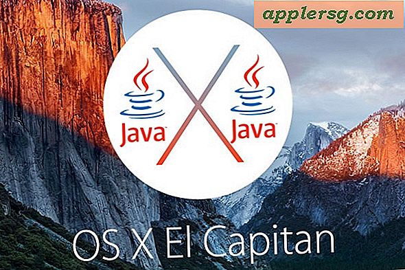 Hoe Java te installeren in OS X El Capitan